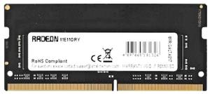 Оперативная память AMD [R744G2400S1S-UO] 4 Гб DDR4