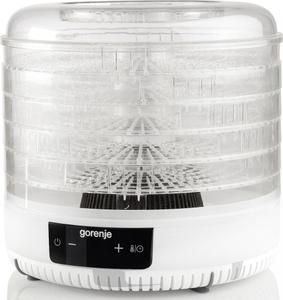 Сушилка для овощей и фруктов Gorenje FDK500GCW белый