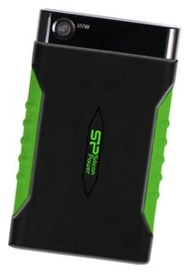 """Жесткий диск Silicon Power USB 3.0 1Tb A15 SP010TBPHDA15S3K Armor 2.5"""" черный"""