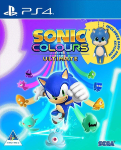 Игра для PlayStation 4 Sonic Colours: Ultimate. Day One Edition