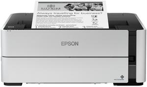 Принтер пьезоэлектрический струйный Epson M1140 [C11CG26405]