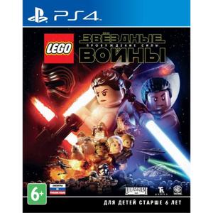Игра на PS4 LEGO Звездные войны: Пробуждение Силы [PS4, русские субтитры]