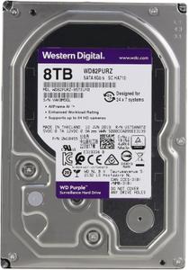 Жесткий диск Western Digital Purple [WD82PURZ] 8 Тб