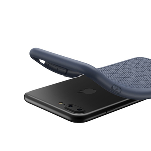 Задняя накладка Hoco Admire series protective case for iPhone7 Plus/8 Plus синяя