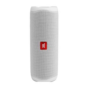 Портативная колонка JBL Flip 5 [JBLFLIP5WHT] белый