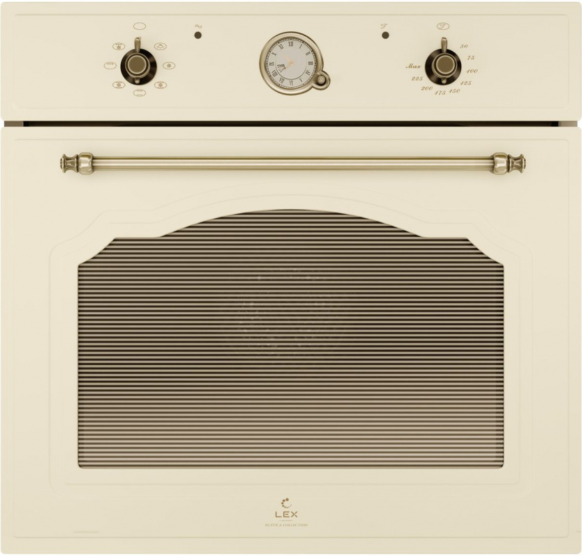 Духовой шкаф LEX EDM 072 C IV бежевый