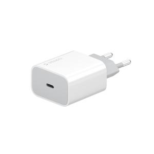 СЗУ Deppa USB Type-C, Power Delivery, 18W (Белый)