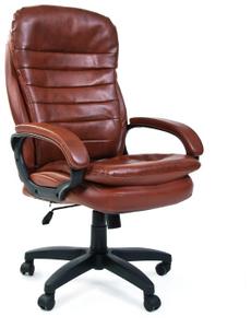 Кресло офисное Chairman 795 LT коричневый