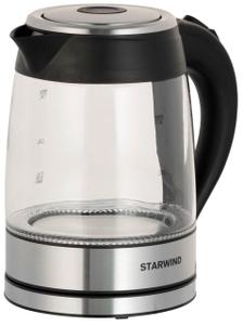 Чайник электрический StarWind SKG4710 черный