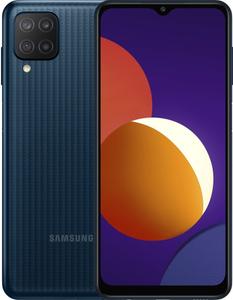 Смартфон Samsung Galaxy M12 64 Гб черный