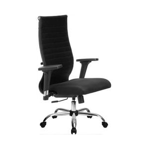 Кресло для руководителя Метта 19/2D (БЕЗ ОСНОВАНИЯ) черный