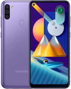 Смартфон Samsung Galaxy M11 32 Гб фиолетовый