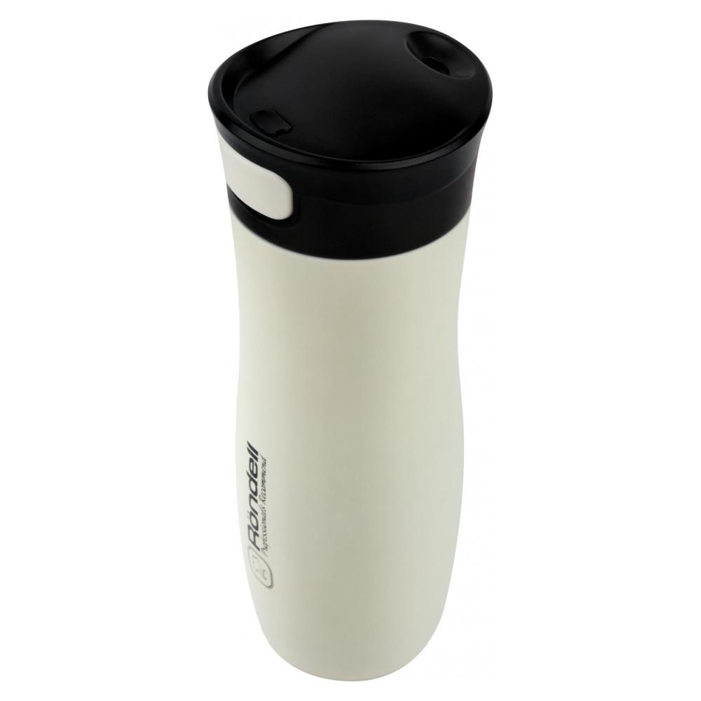 Термокружка Rondell RDS-496 400 мл Latte(жемчужный)24шт.