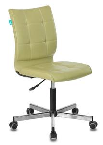 Кресло офисное Бюрократ CH-330M зеленый