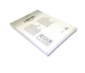 Пленка для ламинирования  Lamirel,  А4, 125мкм, 100 шт