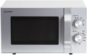 Микроволновая печь Sharp RSL 2300 серебристый
