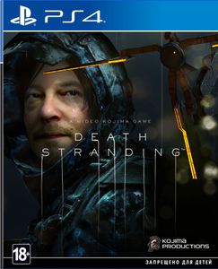 Игра на PS4 Death Stranding [PS4, русская версия]