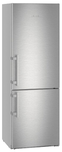 Холодильник Liebherr CNef 5745 серебристый