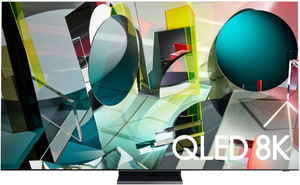 """Телевизор Samsung QE65Q900TSUXRU Q 65"""" (165 см) серебристый"""