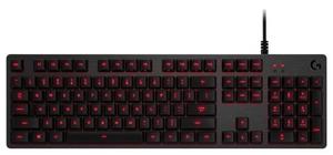 Клавиатура проводная Logitech Gaming G413 черный