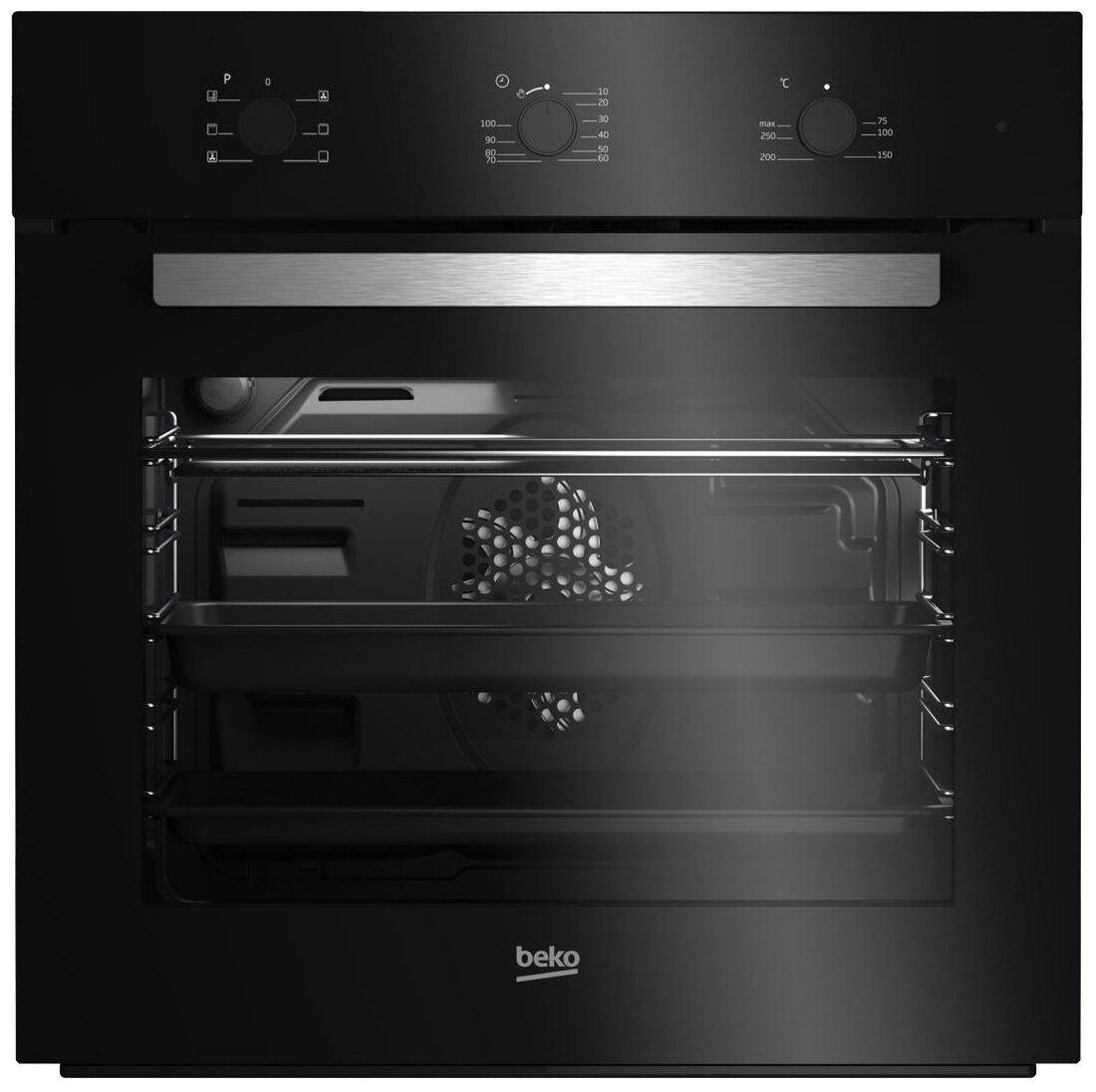 Духовой шкаф Beko BIE21100B черный