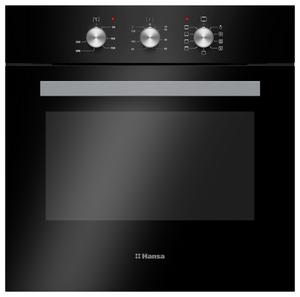 Духовой шкаф Hansa BOES68161 черный