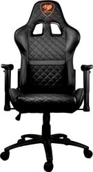 Кресло игровое Cougar Armor S черный