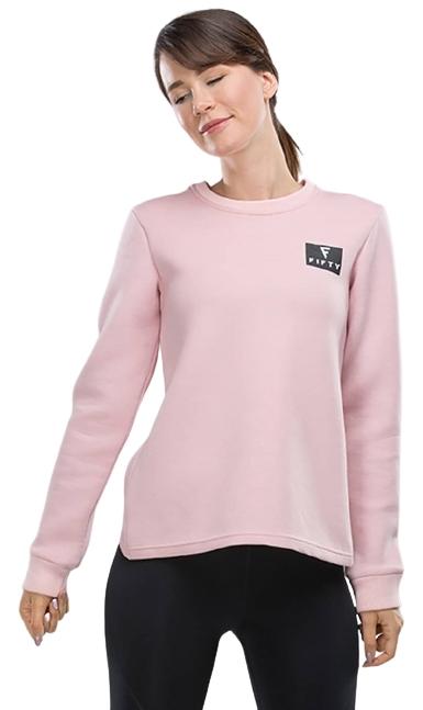 Женский джемпер Cross Doubt FA-WJ-0102-PNK, розовый