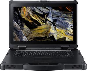 Ноутбук Acer Enduro N7 EN714-51W-563A (NR.R14ER.001) черный