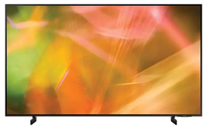 """Телевизор Samsung UE55AU8040UXRU 55"""" (138 см) черный"""