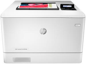 Принтер лазерный HP Color LaserJet Pro M454dn