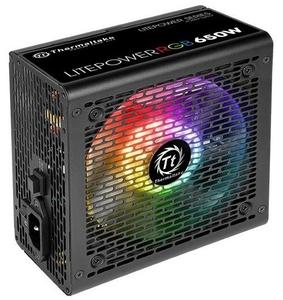 Блок питания Thermaltake [PS-LTP-0650NHSANE-1] Litepower RGB 650 Вт