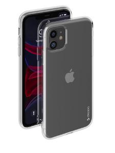 Накладка Deppa Gel Case для iPhone 11 (Прозрачный) PET