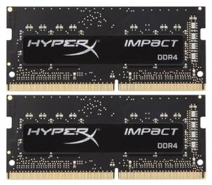Оперативная память HyperX Impact [HX429S17IB2K2/32] 32 Гб DDR4