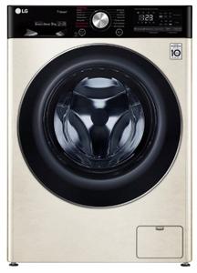 Стиральная машина LG F4V5VS9B бежевый