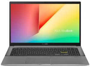 Ноутбук Asus S533EA-BN243T (90NB0SF3-M04710) черный