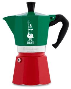 Гейзерная кофеварка Bialetti Moka Express Italia