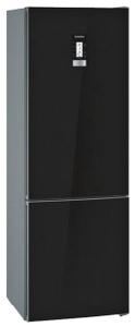 Холодильник Siemens KG49NSB2AR черный