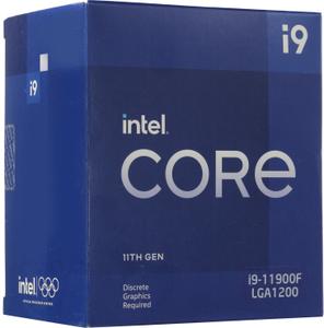 Процессор Intel Core i9-11900F BOX