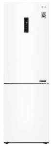 Холодильник LG GA-B459CQSL белый