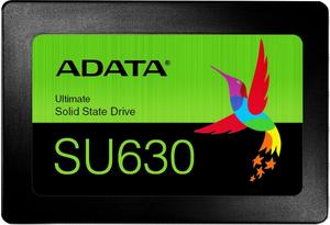 Накопитель SSD ADATA Ultimate SU630 [ASU630SS-240GQ-R] 240 ГБ