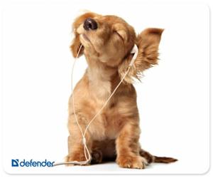 Коврик для мыши Defender Silk 50706