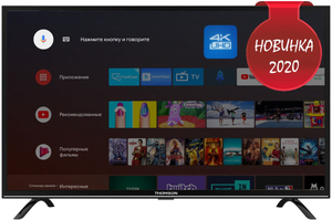 "Телевизор Thomson T50USL7000 50"" (127 см) черный"