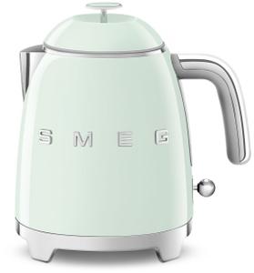 Чайник электрический SMEG KLF05PGEU мятный