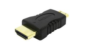 Переходник HDMI M -> miniHDMI M, нетоварный вид