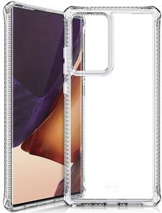 Чехол накладка ITSKINS HYBRID для Samsung Galaxy Note 20 Ultra прозрачный
