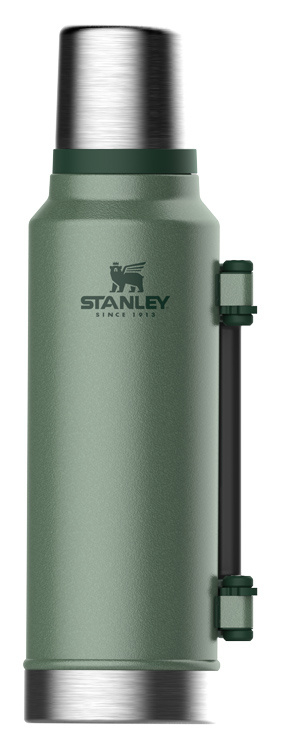 Термос Stanley The Legendary Classic Bottle (10-08265-001) зеленый