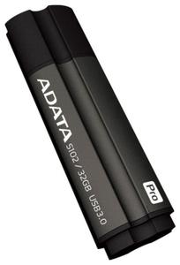 Флэш-накопитель ADATA Superior S102 Pro < AS102P-32G-RGY > 32 Гб