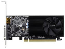 Видеокарта GIGABYTE GeForce GT 1030 [GV-N1030D4-2GL] 2 Гб