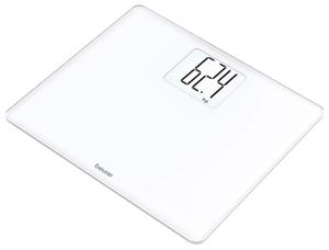 Весы напольные Beurer GS340 XXL белый